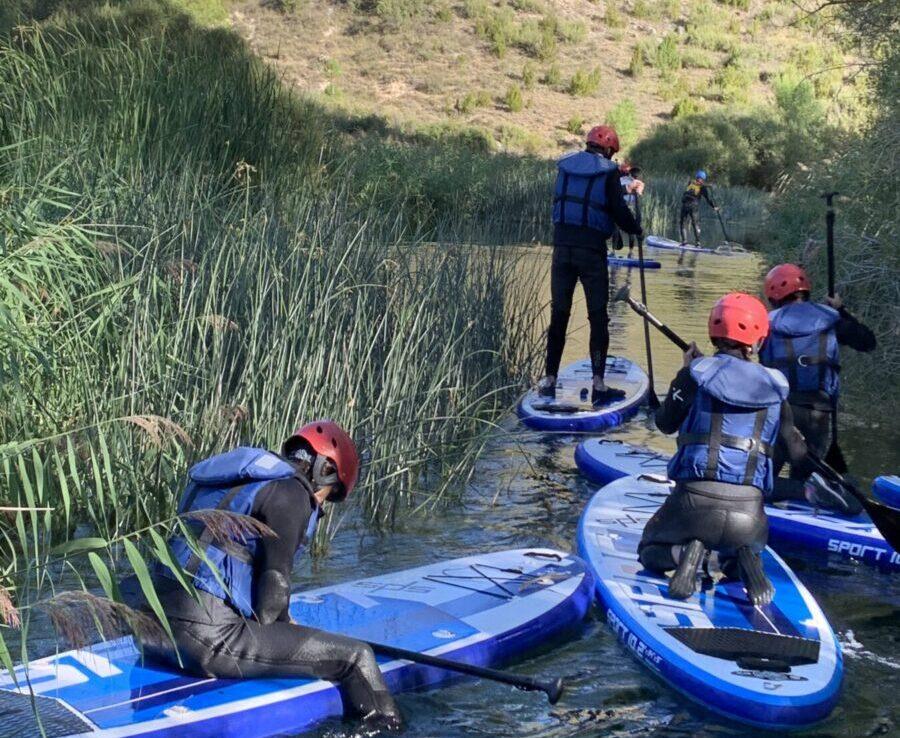 Paddle Sup Tramo B (Calm Water)