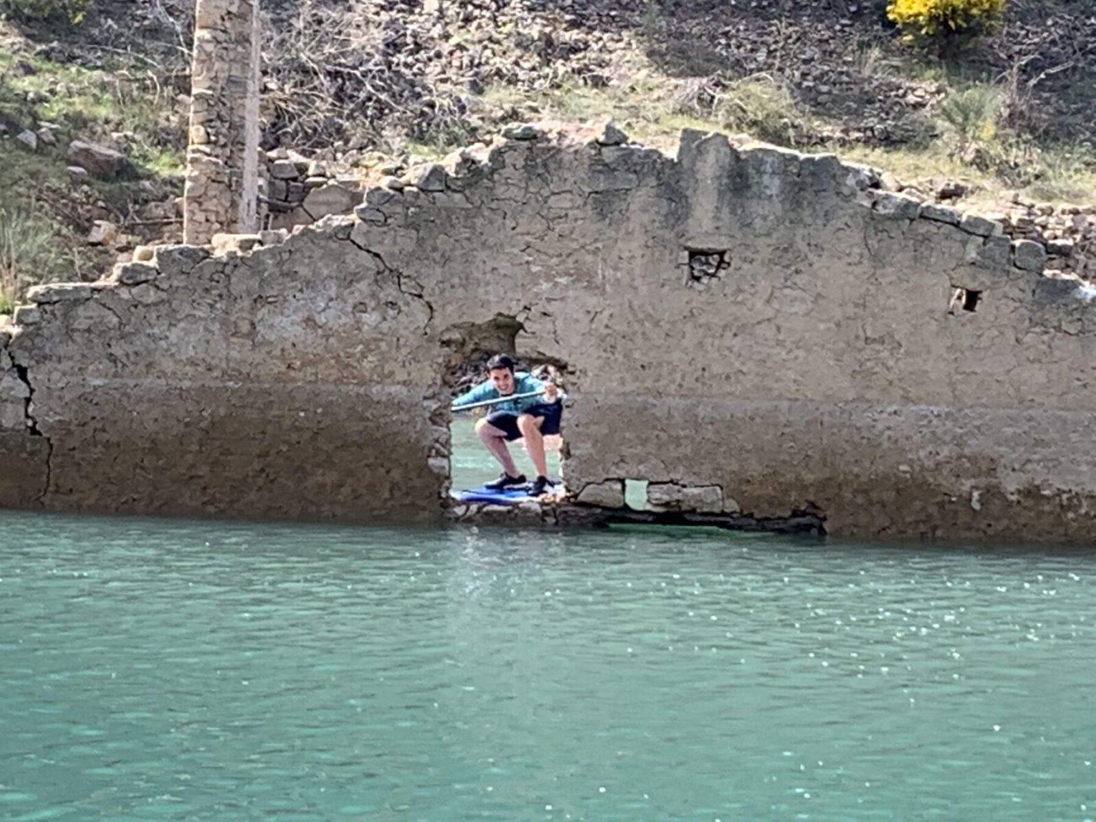 Paddle Sup Tramo A (Intensive)