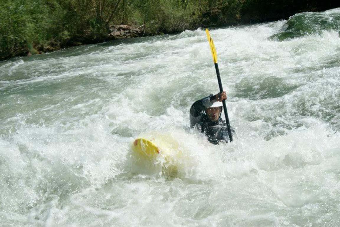 Kayak Enguídanos - Sección A